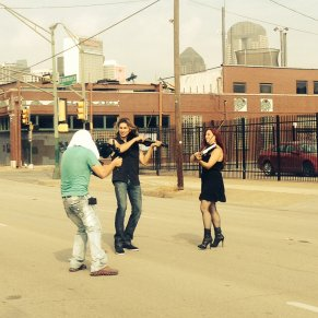 Shooting video 2